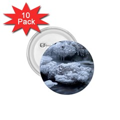 ICE AND WATER 1.75  Buttons (10 pack)