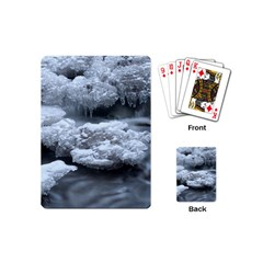 ICE AND WATER Playing Cards (Mini)