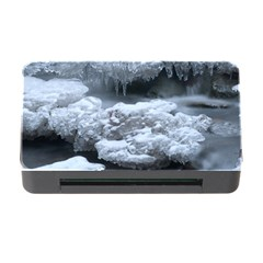 ICE AND WATER Memory Card Reader with CF