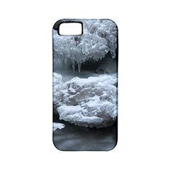 ICE AND WATER Apple iPhone 5 Classic Hardshell Case (PC+Silicone)