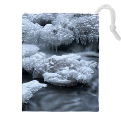 ICE AND WATER Drawstring Pouches (XXL)