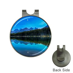 HERBERT LAKE Hat Clips with Golf Markers