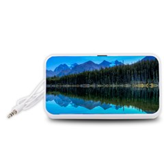 HERBERT LAKE Portable Speaker (White)