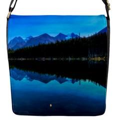 HERBERT LAKE Flap Messenger Bag (S)