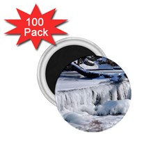 Frozen Creek 1 75  Magnets (100 Pack)