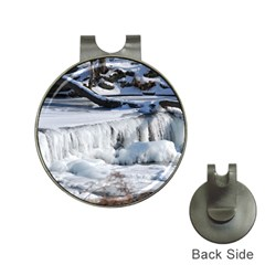 FROZEN CREEK Hat Clips with Golf Markers