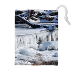 FROZEN CREEK Drawstring Pouches (Extra Large)