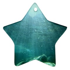 CRATER LAKE NATIONAL PARK Ornament (Star)