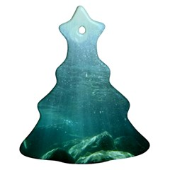 CRATER LAKE NATIONAL PARK Ornament (Christmas Tree)