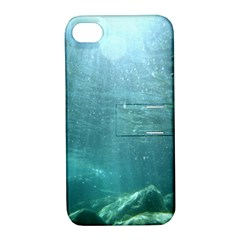 CRATER LAKE NATIONAL PARK Apple iPhone 4/4S Hardshell Case with Stand