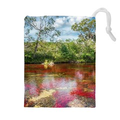 CANO CRISTALES 3 Drawstring Pouches (Extra Large)