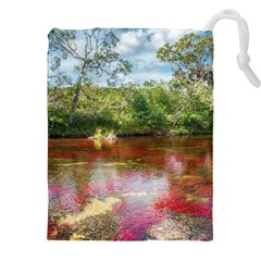 CANO CRISTALES 3 Drawstring Pouches (XXL)