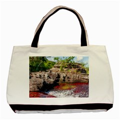 CANO CRISTALES 2 Basic Tote Bag (Two Sides)
