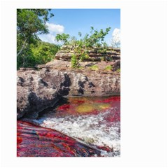 CANO CRISTALES 2 Large Garden Flag (Two Sides)
