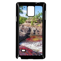 CANO CRISTALES 2 Samsung Galaxy Note 4 Case (Black)
