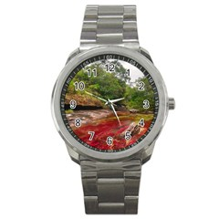CANO CRISTALES 1 Sport Metal Watches