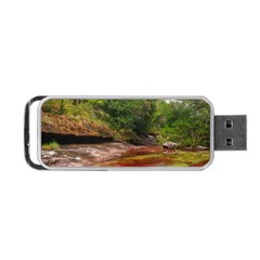 CANO CRISTALES 1 Portable USB Flash (One Side)