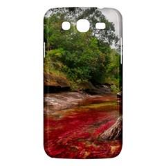 CANO CRISTALES 1 Samsung Galaxy Mega 5.8 I9152 Hardshell Case