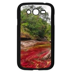 CANO CRISTALES 1 Samsung Galaxy Grand DUOS I9082 Case (Black)
