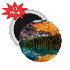 BANFF NATIONAL PARK 4 2.25  Magnets (10 pack)