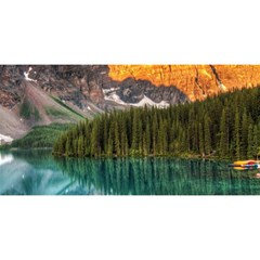 BANFF NATIONAL PARK 4 YOU ARE INVITED 3D Greeting Card (8x4)