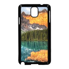 BANFF NATIONAL PARK 4 Samsung Galaxy Note 3 Neo Hardshell Case (Black)