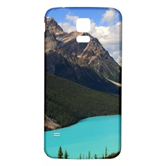 BANFF NATIONAL PARK 3 Samsung Galaxy S5 Back Case (White)