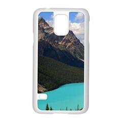 BANFF NATIONAL PARK 3 Samsung Galaxy S5 Case (White)