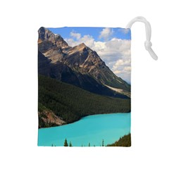 BANFF NATIONAL PARK 3 Drawstring Pouches (Large)