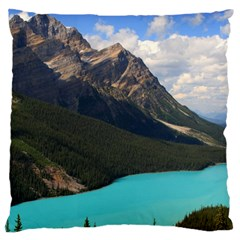 BANFF NATIONAL PARK 3 Standard Flano Cushion Cases (One Side)