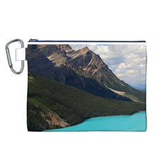 BANFF NATIONAL PARK 3 Canvas Cosmetic Bag (L)