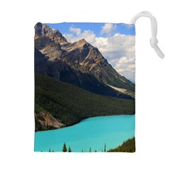 BANFF NATIONAL PARK 3 Drawstring Pouches (Extra Large)