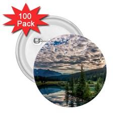 BANFF NATIONAL PARK 2 2.25  Buttons (100 pack)