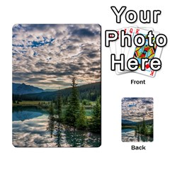 BANFF NATIONAL PARK 2 Multi-purpose Cards (Rectangle)