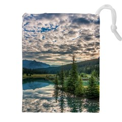 BANFF NATIONAL PARK 2 Drawstring Pouches (XXL)
