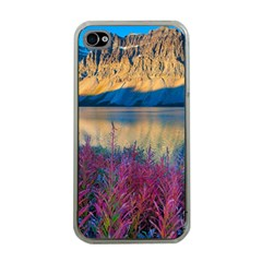 BANFF NATIONAL PARK 1 Apple iPhone 4 Case (Clear)