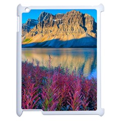 BANFF NATIONAL PARK 1 Apple iPad 2 Case (White)