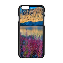 BANFF NATIONAL PARK 1 Apple iPhone 6/6S Black Enamel Case