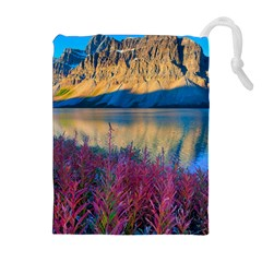 BANFF NATIONAL PARK 1 Drawstring Pouches (Extra Large)