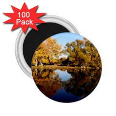 AUTUMN LAKE 2.25  Magnets (100 pack)