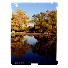 AUTUMN LAKE Apple iPad 3/4 Hardshell Case (Compatible with Smart Cover)