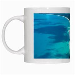 WHITEHAVEN BEACH 2 White Mugs