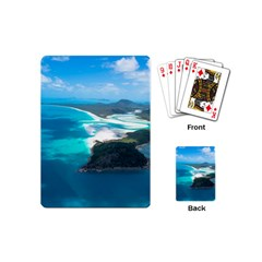 WHITEHAVEN BEACH 2 Playing Cards (Mini)