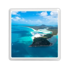 WHITEHAVEN BEACH 2 Memory Card Reader (Square)