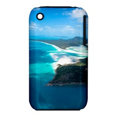 WHITEHAVEN BEACH 2 Apple iPhone 3G/3GS Hardshell Case (PC+Silicone)