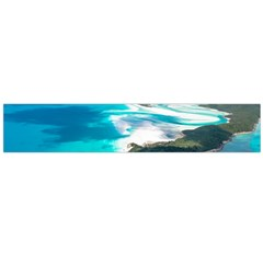 WHITEHAVEN BEACH 2 Flano Scarf (Large)