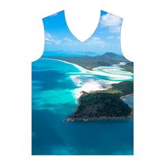 WHITEHAVEN BEACH 2 Men s Basketball Tank Top