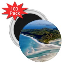 WHITEHAVEN BEACH 1 2.25  Magnets (100 pack)