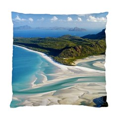 WHITEHAVEN BEACH 1 Standard Cushion Cases (Two Sides)