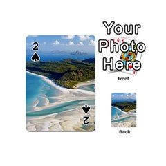 WHITEHAVEN BEACH 1 Playing Cards 54 (Mini)